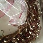 Wreath, Grapevine 18 inch, Wine and..
